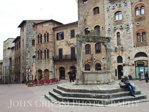 San Gimignano, Italy -- 2011