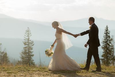 Caitlin & Erik Wedding