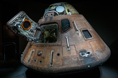 """Apollo 14 Command Module """"Kitty Hawk"""""""