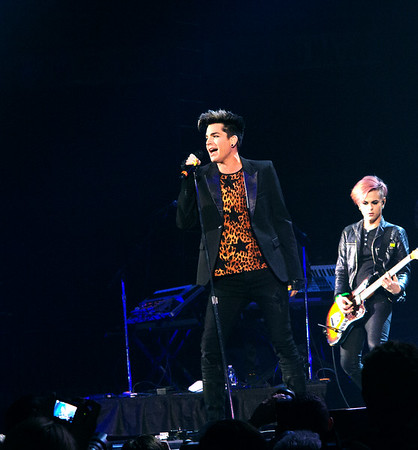 Adam Lambert, Fantabuloso, Chicago, IL 5/18/12
