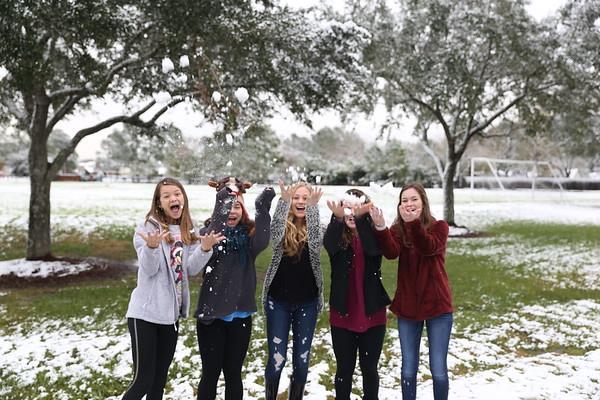 December 8th - Snow Day!