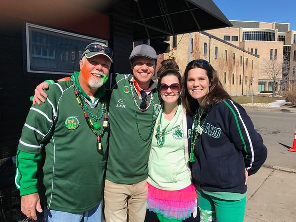 St. Patricks Day 2018