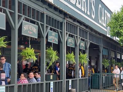 Lambert's Cafe  Ozark MO