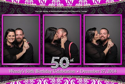 Wendy's 50th