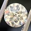 2.11ct Old European Cut Diamond, GIA K VS1 1