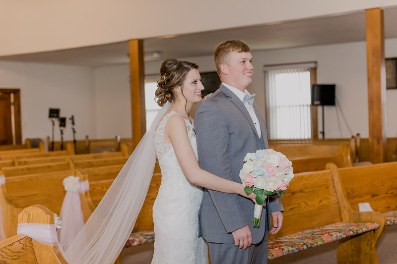 First See With Groom