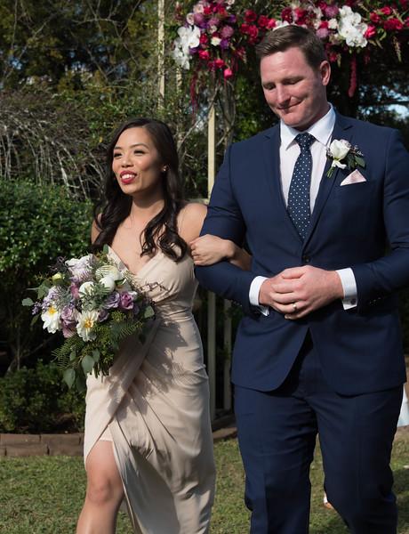 Susan and Dave Wedding