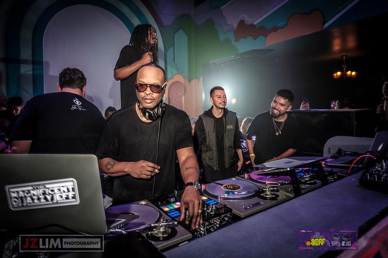 15Utah presents DJ Jazzy Jeff with Miles Medina, J Espinosa and DJ Cutso