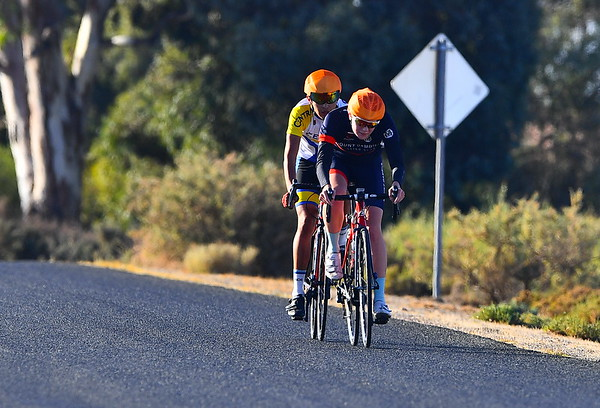 Tour of Riverland Sunday Racing (Mainly Juniors)