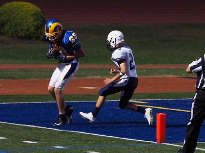 10/08 - Football & Cheer (Freshman)