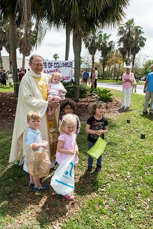 KofC Easter Egg Hunt