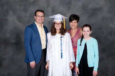 Graduation Portraits 2015 - Higgins