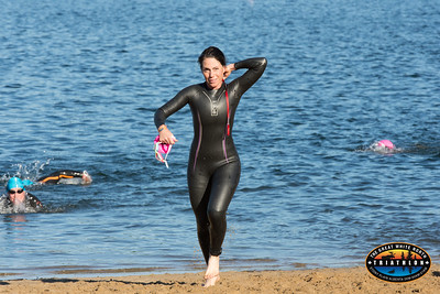 2017 Half swim exit 41min +