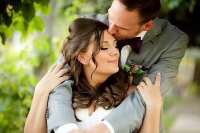 Travis and Katrina Wedding Ceremony and Reception at Sandstone Vineyards in Kuna, Idaho