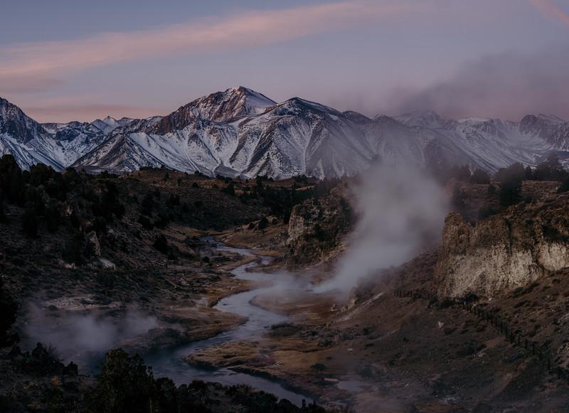 Death Valley & Eastern Sierra Mountains