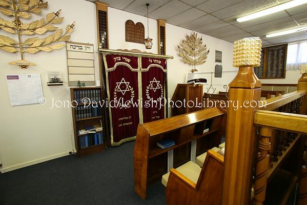 SOUTH AFRICA, Gauteng, Johannesburg, Norwood. Chevrah Kadisha, Synagogue, at Our Parents Home (8.2012)