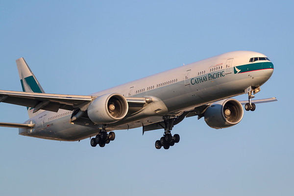 B-KQU - Boeing 777-367/ER