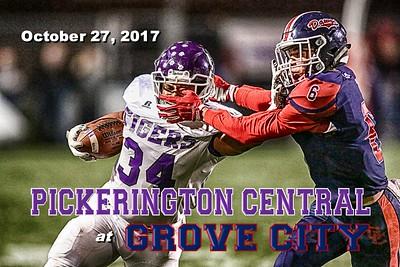 2017 Pickerington Central at Grove City (10-27-17)