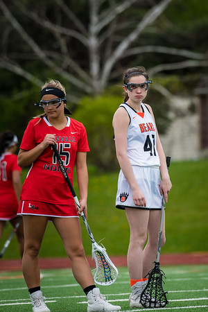 Girls JV Lacrosse -V- Lakeville North 2018
