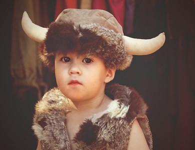 The Little Norseman