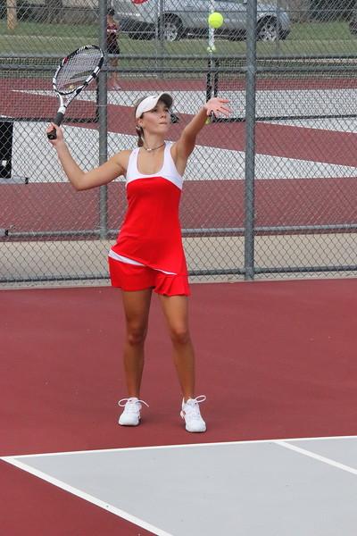 WHS Varsity Girls Tennis @ HOME  082818