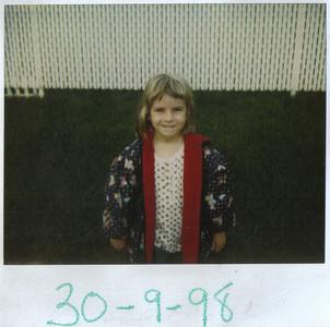 Sandrine 5 til 14 years old