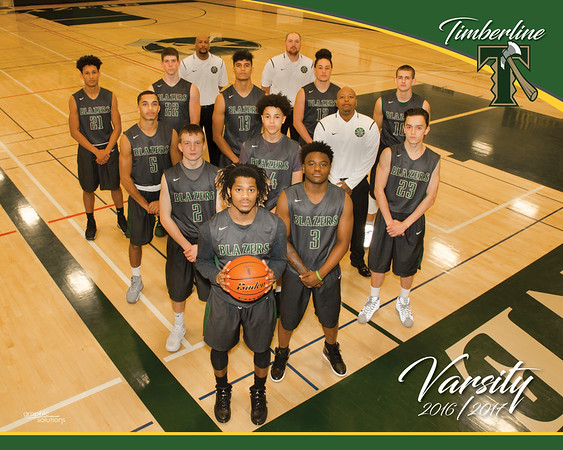 2016/2017 Timberline Basketball