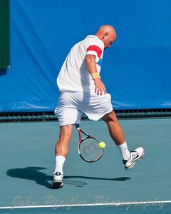 Chris Evert Charity Tennis 2011