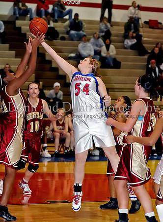 2008-12-16 - Keller Central at Grapevine - Girl's Varsity Basketball