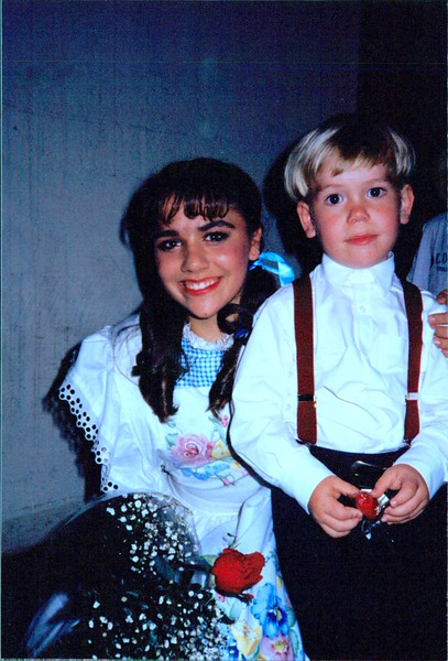 1995/06 - Camden in The Wizard of Oz Production