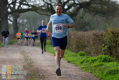 Cattle Country - 5k & 10k - 7th April 2019