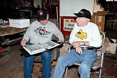 Meeting at Mabry's 02-27-11