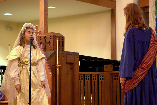 Christmas Pageant 2010