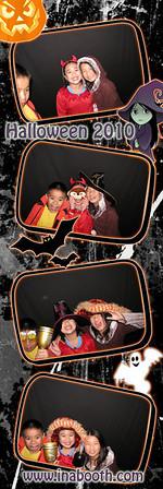 VIE Halloween Party