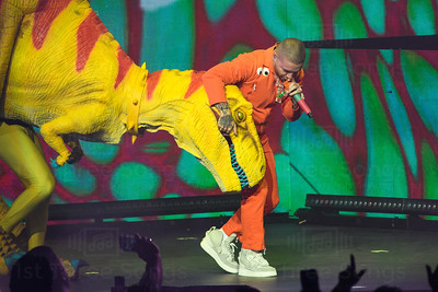 10.04.18 - J Balvin @ Smart Financial Centre