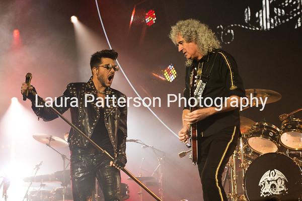 Queen & Adam Lambert - 24-01-2015