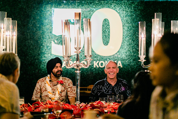 First Hawaiian Bank + Mastercard 50 Years (Event Photos)