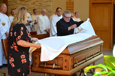 Funeral Mass for Fr. Joseph Doscher, SCJ