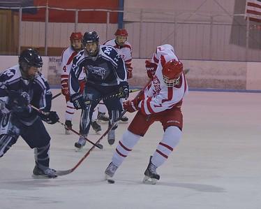 Anchor Bay _ Marysville Varsity Hockey