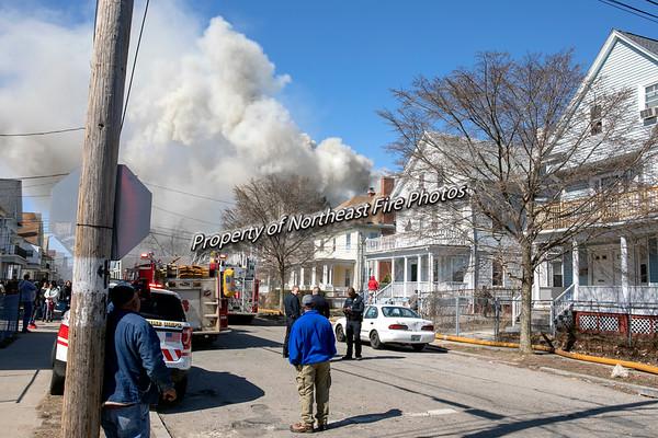 Providence- 3rd Alarm- Sumter Street- 03/27/2019