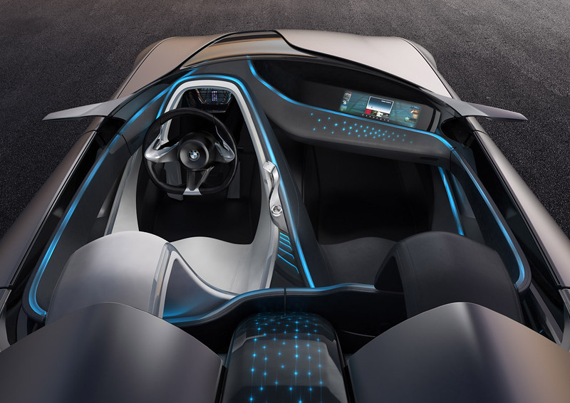 BMW Vision ConnectedDrive - Interior (02/2011)