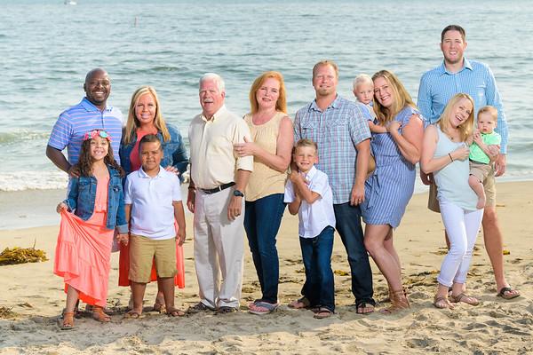 Sue T. - Multi-Generation Family Portraits @ Seabright Beach in Santa Cruz