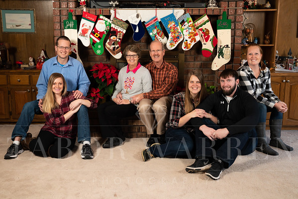 Anderson Family 2018