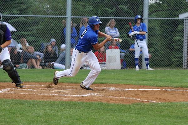 WL baseball versus CL 6-7-18