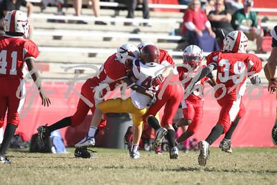 2012-10/20 6th Grade JR Warriors vs JR Trojans