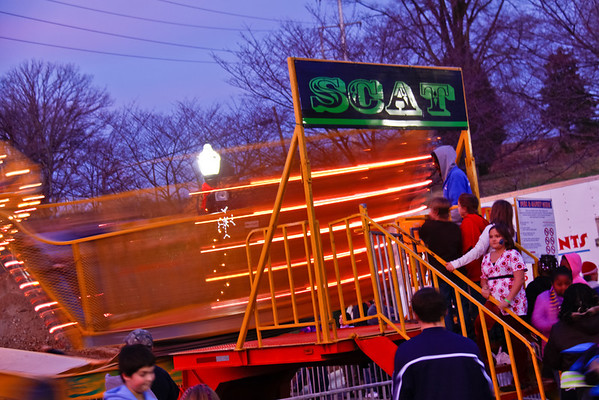 Vendors, Attractions and Rides