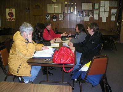 Troop Meeting - Feb 14