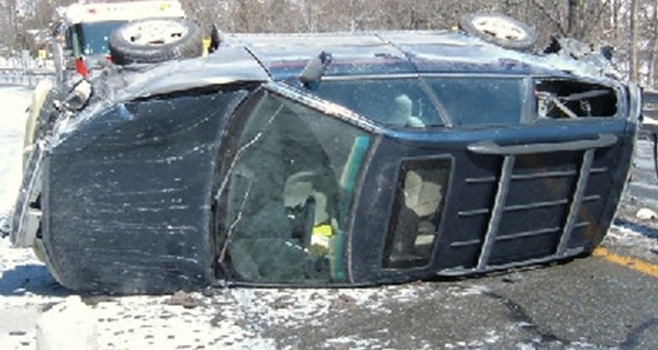 NEW CASTLE TOWNSHIP ACCIDENT 3-3-09