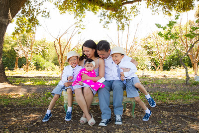 Cung Family Spring 2015 Mini-Session