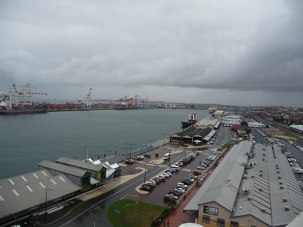 Visit to Fremantle Port & Party at the Oriental
